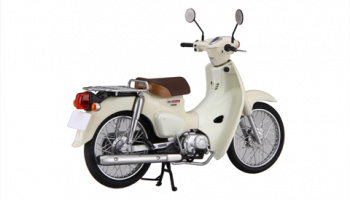 Honda Super Cub 110 (Virgin beige) - Fujimi