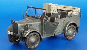 1/35 Stoewer Kfz.2 Radio car