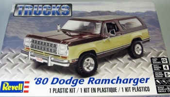 Dodge Ramcharger - Revell