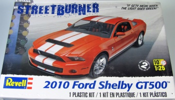 Ford Shelby GT500 - Revell