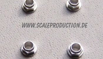 Central Wheel Hub Nuts - SCALE PRODUCTION