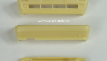 Volkswagen Golf 2 Bumpers (For Revell) - Scale Production