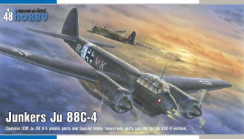 1/48 Junkers Ju 88C-4 Night Fighter