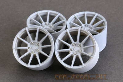 18' Vorsteiner FF-102 Wheels - Hobby Design