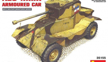 1/35 AEC Mk 2 Armoured Car