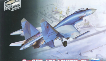 "Su-35S ""Flanker-E"" Multirole Fighter 1:48 - G.W.H."
