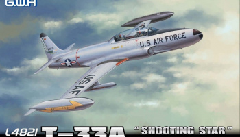 "T-33A ""Shooting Star"" Late Type T-33 - G.W.H."