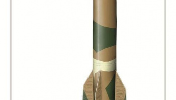 1/72 A4/V2 Rocket - reedition