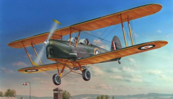 1/72 STAMPE SV.4B United Kingdom