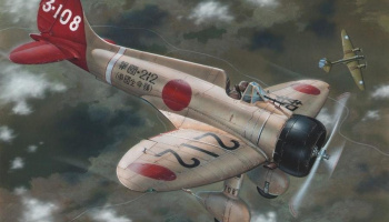 1/32 A5M2b Claude Over China