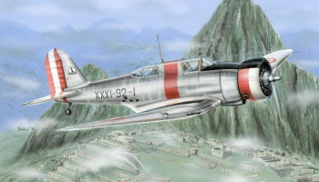 1/72 DB-8 bombers over South America