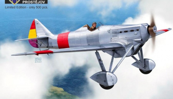 1/72 Dewoitine D.510 International