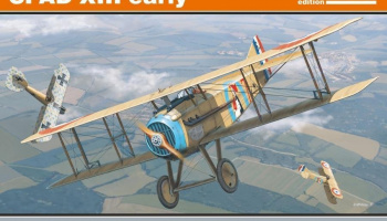 1/48 Spad XIII early