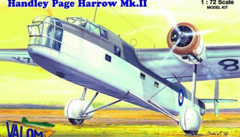 1/72 Handley Page Harrow Mk.II (24. Maint. Unit)