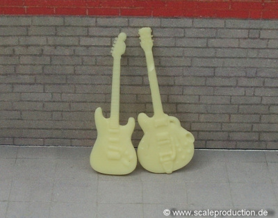 2 Guitars - Scale Production