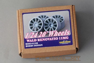 20' Wheels Wald Renovatio 11MG - Hobby Design
