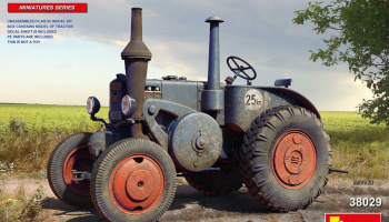 German Tractor D8506 Mod. 1937 1/35 - MiniArt