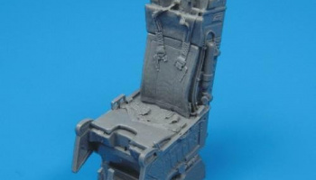1/32 A-10A ejection seat with safety belts