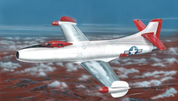 1/72 D-558-I Skystreak NACA