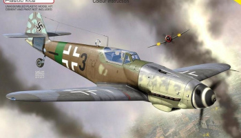 1/72 Bf 109G-14/AS Reich Defence – New Tool 2020