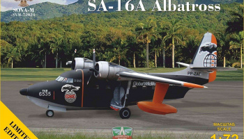 "1/72 SA-16A ""Albatross"" flying boat (reg No: PP-ZAT)"