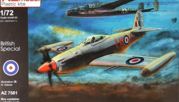 1/72 Martin Baker MB.6 Night Ferret NF.II