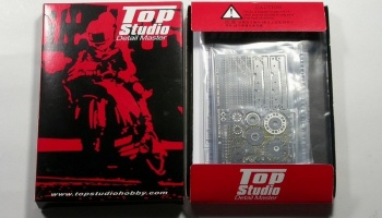 Honda RC211V Gear and Chain Set - Top Studio