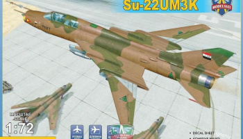 1/72 Su-22UM3K advanced two-seat trainer (Export vers.)