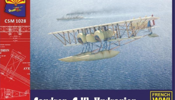 Caudron G. IV Hydravion 1/48 - Copper State Models