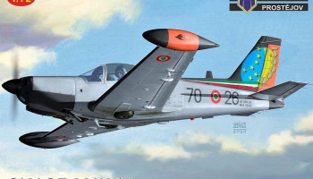 "1/72 SIAI SF-260W/N ""In the Italian Service"""