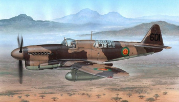 1/48 Firefly Mk.I Foreign Post War Service