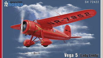 1/72 Vega 5 'Lady Lindy'