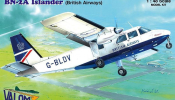 1/48 Britten-Norman BN-2A Islander (British Airways)