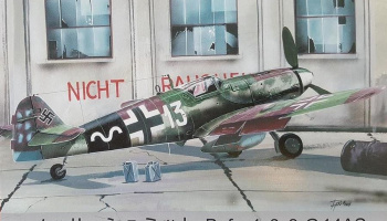 "1/72 Bf 109C-14 AS ""Reich Defence"""