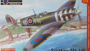 1/72 Supermarine Spitfire Mk.VB Early