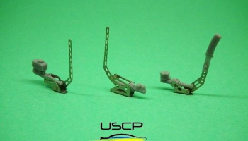 Hydro EBrakes Set 1:24 - Ukrainian scale cars production