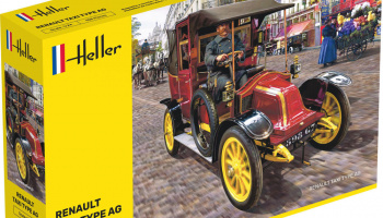 RENAULT TAXI TYPE AG 1:24 – Heller
