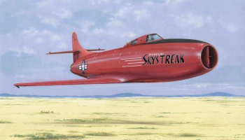 1/72 D-558-1 Skystreak