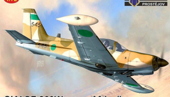 "1/72 SIAI SF-260W ""Over Africa"""