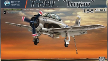 T-28C Trojan 1/32 - Kitty Hawk