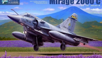 Mirage 2000 C 1/32 - Kitty Hawk