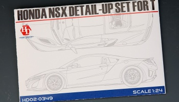 Honda NSX Detail-UP Set - Hobby Design