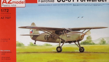 1/72 Fairchild UC-61 Forwarder