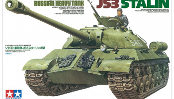 IS-3 Stalin 1/35 - Tamiya