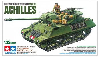 BRITISH TANK DESTROYER M10 IIC ACHILLES (1:35) - Tamiya