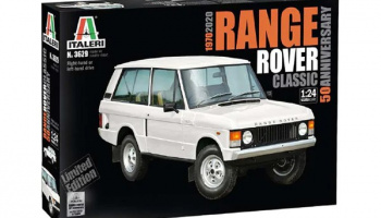 Range Rover Classic 50th Anniversary 1/24 — Limited Edition