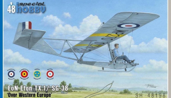 1/48 EoN Eton TX.1/ SG-38 Over Western Europe
