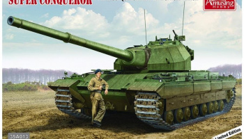 Super Conqueror Limited Edition 1/35 - Amusing Hobby