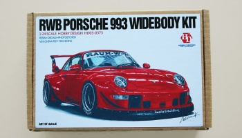 RWB PORSCHE 993 WIDE BODY KIT - Hobby Design