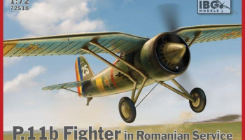 1/72 P.11b Fighter in Romanian Service